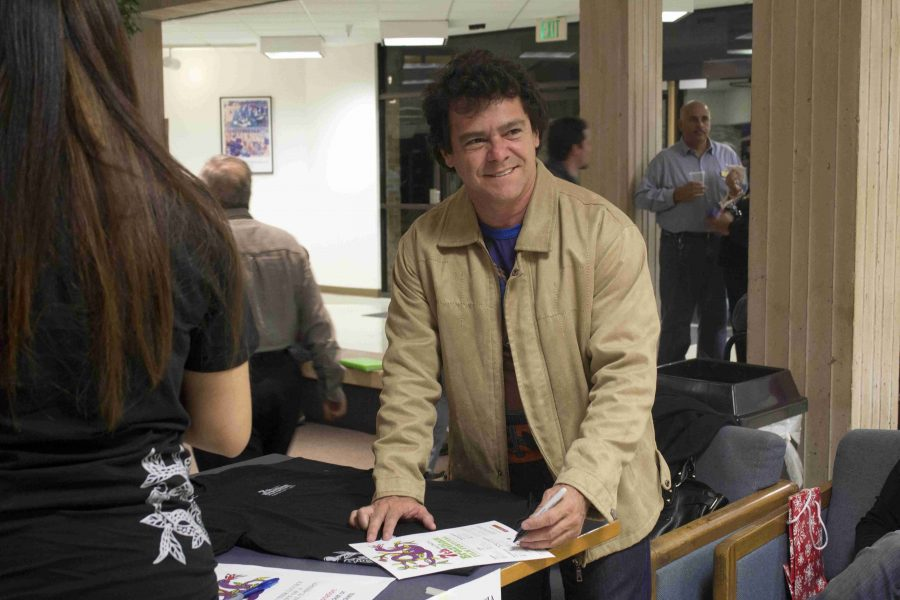 Day One of the 7th annual Valencia Brazilian Film Festival kicked off with a welcoming reception and a screening of