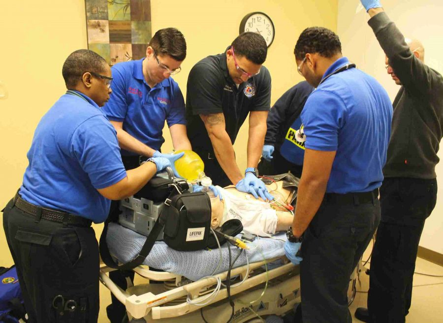 Valencia is training future lifesavers with EMT, paramedic programs