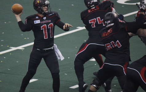 Orlando Predators quarterback, Jason Boltus was named the Russell Athletic Offensive Player of the Game for his performance against the Jacksonville Sharks.