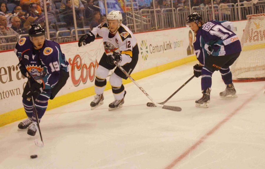 Solar Bears sit one point away from clinching a playoff spot