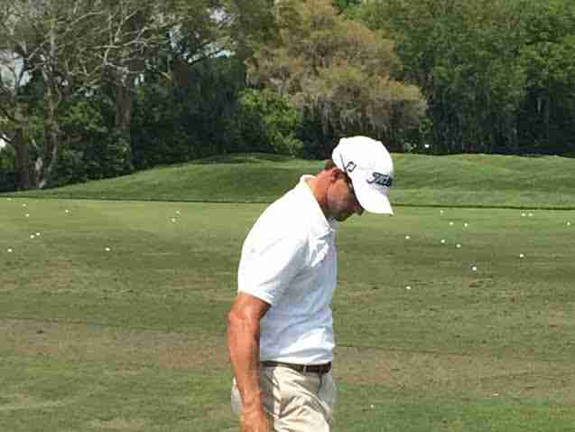 Lead shrinks for Scott on moving day at Arnold Palmer Invitational