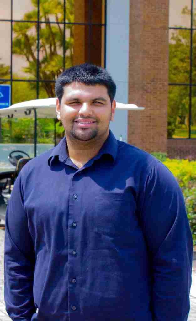 Bishal Sarmat started American Medical Students Association at Valencia.