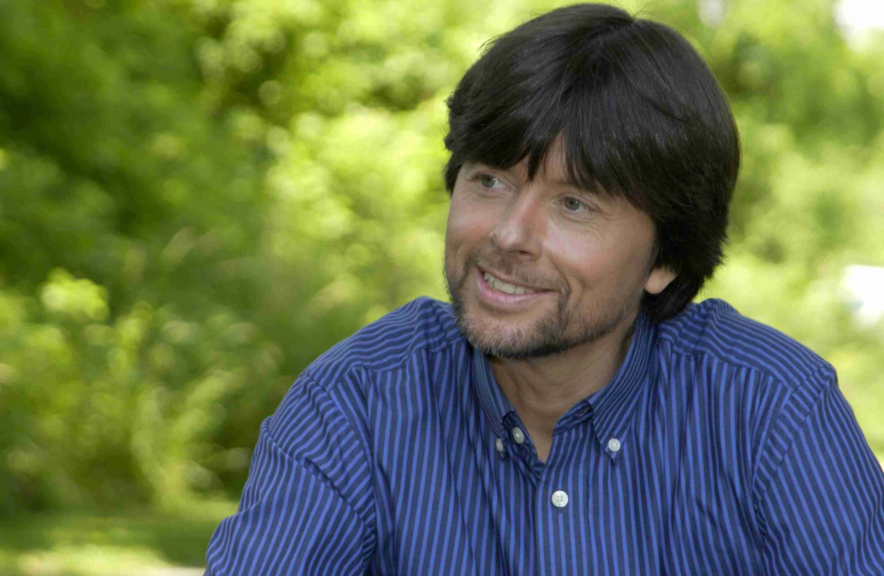 Ken Burns was first nominated for an  Academy Award in 1981 for his documentary, 'Brooklyn Bridge.'