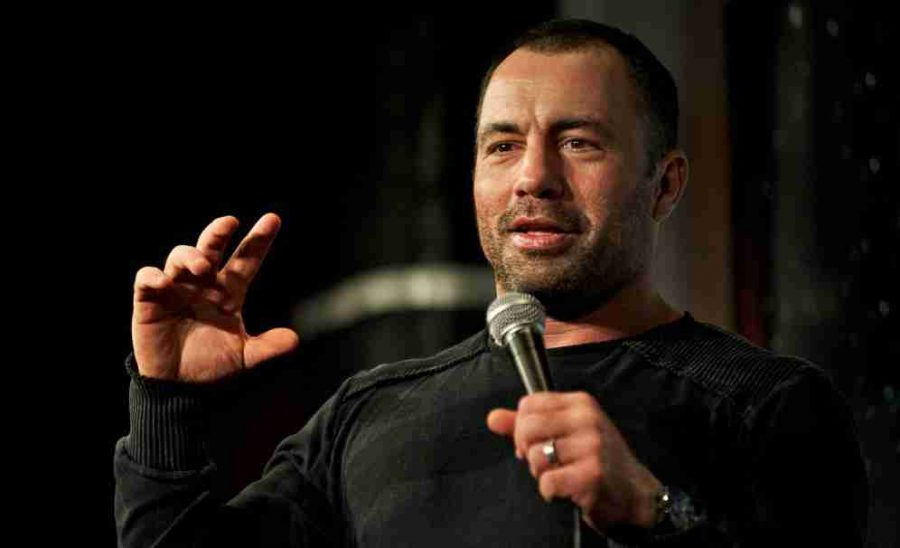 Joe Rogan is probably best known as the host of NBC's gross-out reality show Fear Factor, and color commentator for the UFC.