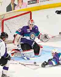 Solar Bears fall in shootout after shutting out Reading Royals