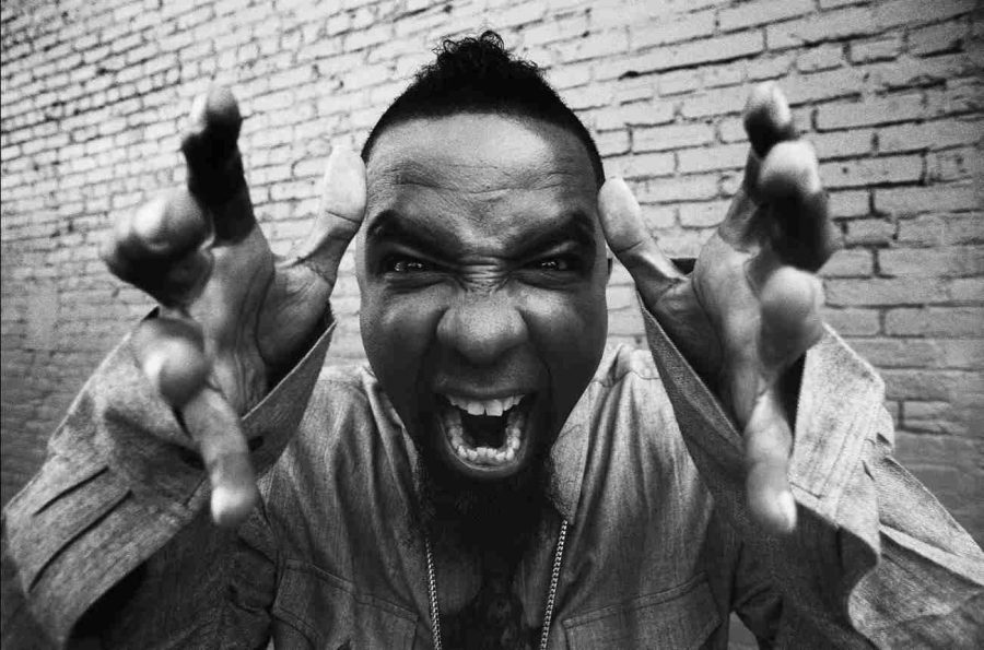 "Tech N9ne is releasing collaboration album ""Strangeulation,"" under his record label Strange Music."