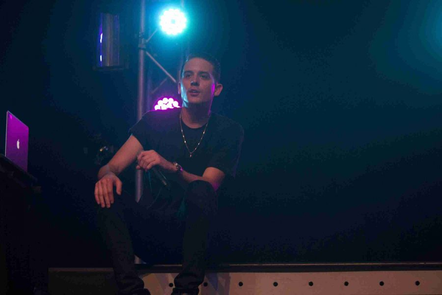 G—Eazy performs at the 'These Things Happen Tour