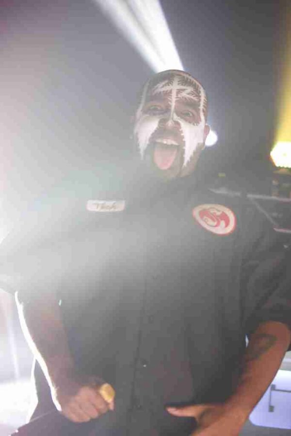 Tech N9ne performs at the