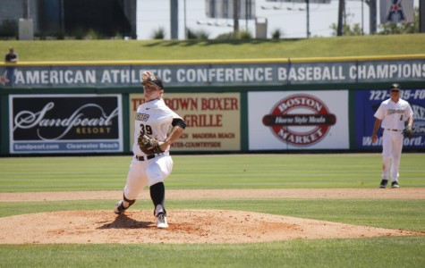 Rodgers' complete-game gives UCF bullpen extra day of rest in AAC tournament