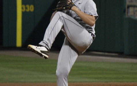 UCF starting pitcher Robby Howell went 7 1/3 innings and gave up one run in his first start since March 3rd.