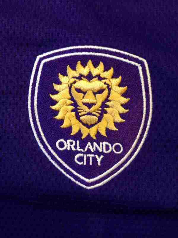 Orlando City's new crest features 21 sun flares to represent the club being the 21st team in the MLS.