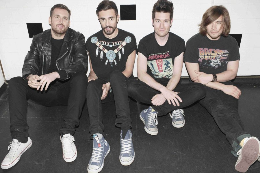 Bastille will perform at the House of Blues on Friday, May 16, at 8:30 p.m.