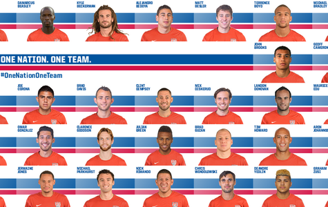 U.S. men's national team announces 30-man roster