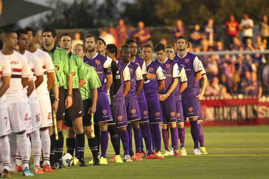 Orlando City played to a scoreless draw against Sao Paulo FC on Friday night.