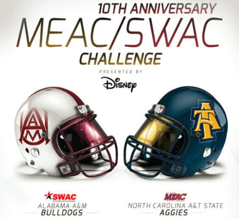 MEAC/SWAC Challenge returns to Central Florida