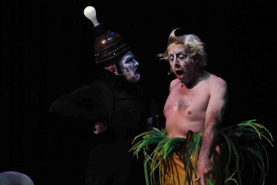 Cirque du Soleil présents: Varekai. (Gregory Caron / Valencia Voice)
