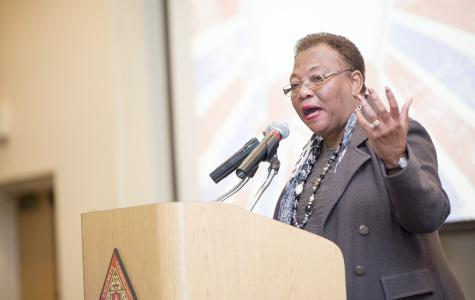 State Senator Geraldine Thompson shares the importance of US Constitution at West Campus