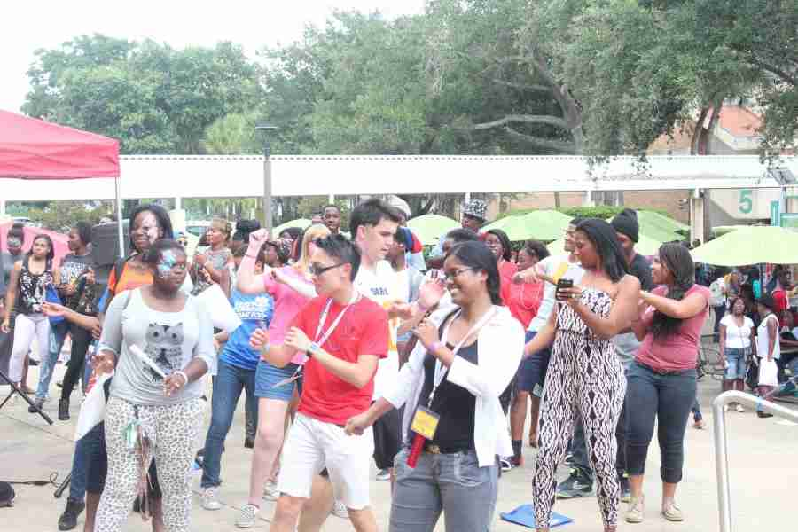 PHOTOS: West Campus Welcome Back Carnival