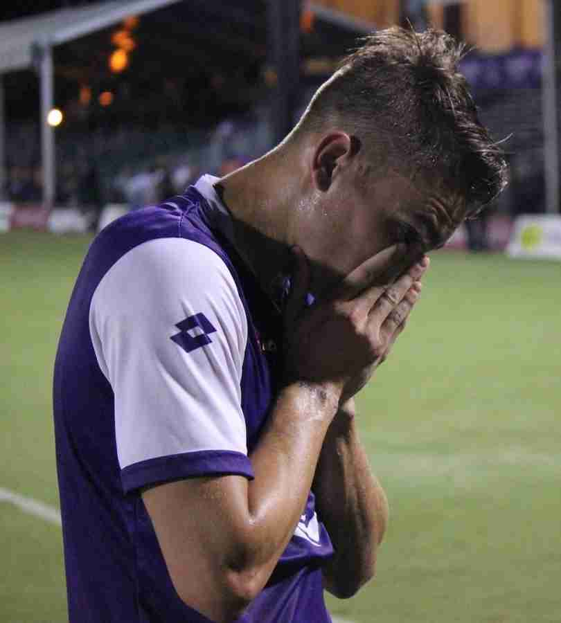 Orlando City lost their first match of the USL PRO playoffs for the second time in three years.