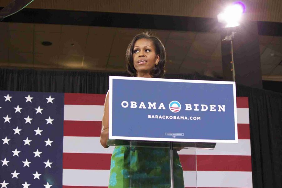 First Lady Michelle Obama headed to Orlando
