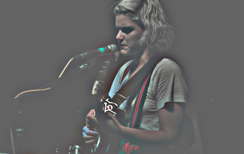 Soko at The Peacock Room, in Orlando, Florida on Tuesday, Oct. 14, 2014. (Ty Wright / Valencia Voice)
