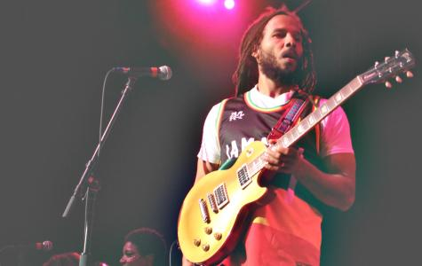 Ziggy Marley at The Plaza Live, in Orlando, Florida on Saturday, Oct. 18, 2014. ( Sean Nelson / Valencia Voice)