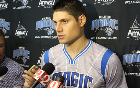 Nikola Vucevic earned his eleventh double-double in the loss to Miami, scoring 33 points and grabbing 17 rebounds.