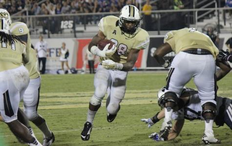 William Stanback had a career-high 141 yards and two touchdowns in UCF's loss to UConn.