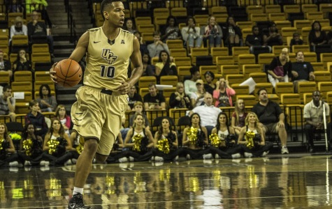 Adonys Henriquez had 11 points and three rebounds in UCF's 82-65 win over Georgia College.