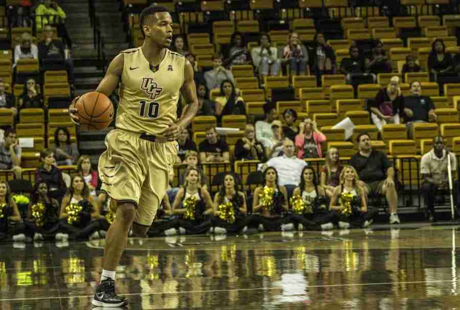 Adonys+Henriquez+had+11+points+and+three+rebounds+in+UCF%27s+82-65+win+over+Georgia+College.