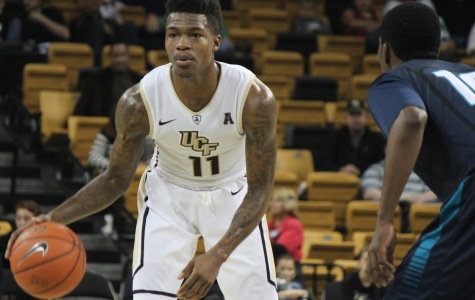 UCF uses second half surge to defeat Eckerd College