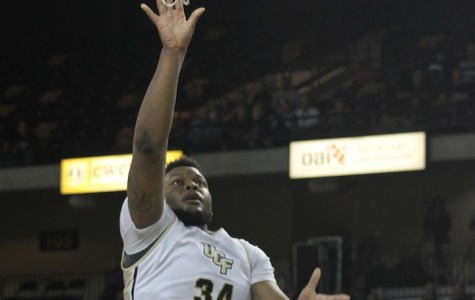Justin McBride has led the Knights in scoring the past two games, including 14 points in UCF's 61-59 victory of Georgia Southern.