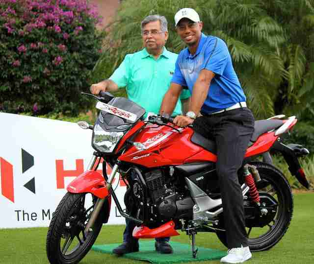 The Tiger Woods Foundation teamed up with Hero MotoCorp for the new title sponsor for the World Challenge.