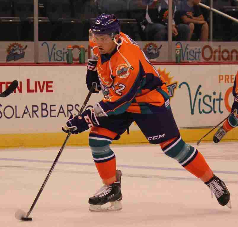 The Solar Bears will prepare to continue the regular season on Friday, Jan. 23 at home against the Greenville Road Warriors.
