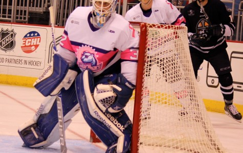 Garret Sparks had a season-high 50 saves on Saturday, giving him 98 saves over the last two games against Greenville.