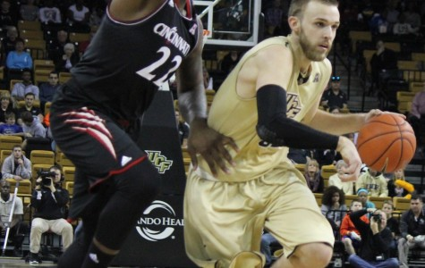 UCF comes out bruised after loss to Cincinnati