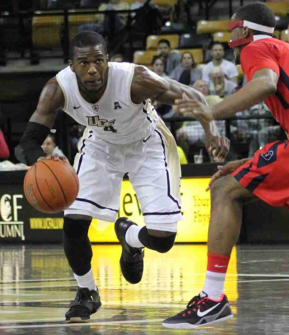 Daiquan Walker scored 14 points as he started in place of injured point guard B.J. Taylor.