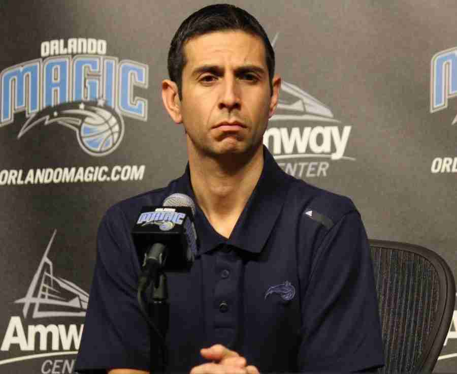 James+Borrego+was+Jacque+Vaughn%27s+top+assistant+during+his+2+1%2F2+years+coaching+the+Magic.+