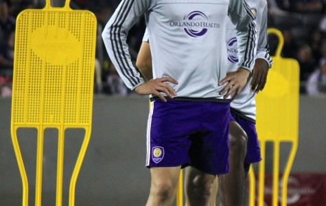 Orlando City get first taste of new Citrus Bowl with open training