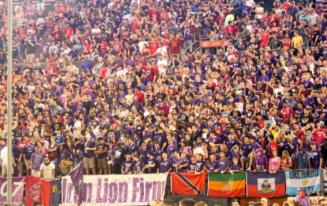 Over 20,000 fans showed up to the Citrus Bowl for Orlando City's 2013 USL PRO final, the last game Orlando played at the stadium before 2015.