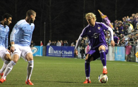 Orlando City draws against Charleston in shortened game