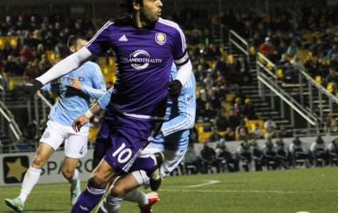 Kaká scored the opening goal of the game, as Orlando City SC played to a 1-1 draw against NYCFC.