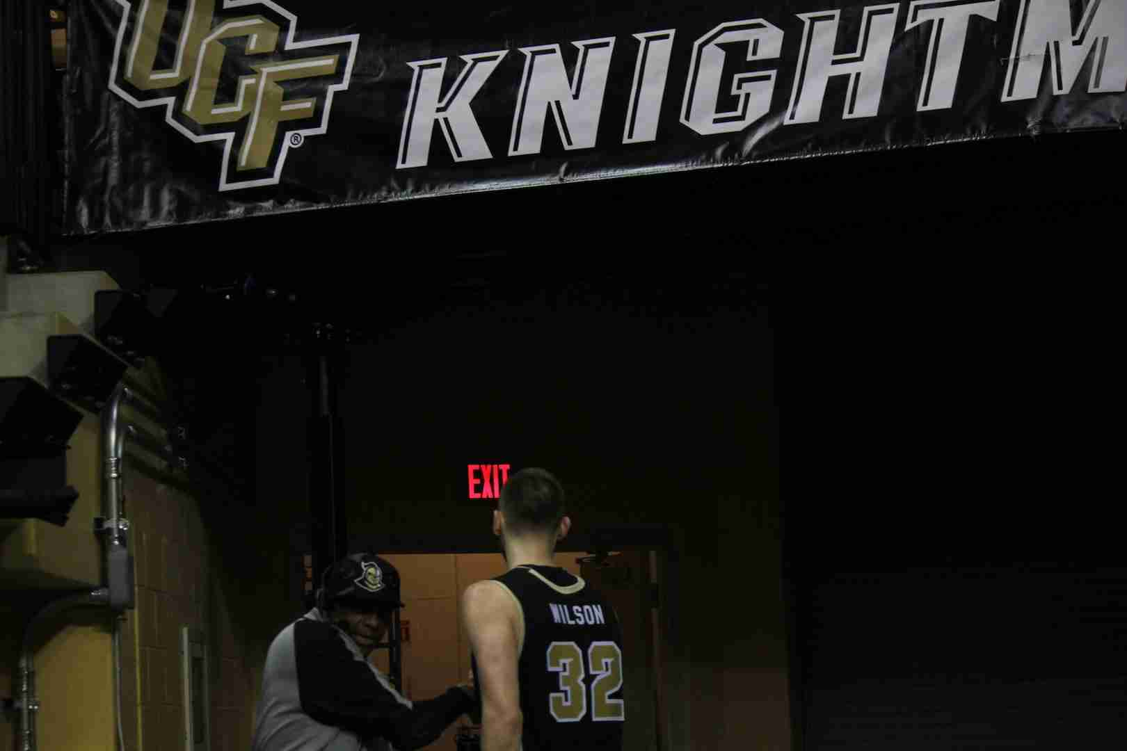 Kasey+Wilson%27s+last+home+game+as+a+UCF+Knight+was+a+71-66+loss+to+ECU.