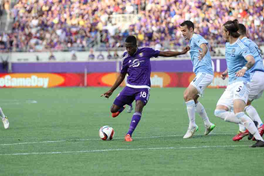 Kevin Molino and Orlando City SC will look for their first home win of the season on Friday against D.C. United.