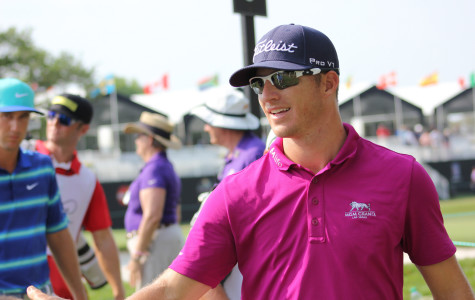 Morgan Hoffmann found out his grandmother died the very morning he was set to tee off at the Arnold Palmer Invitational.