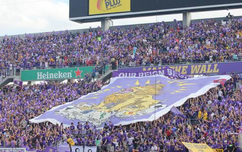 Over 62,000 fans filled the Citrus Bowl for Orlando City's MLS debut.