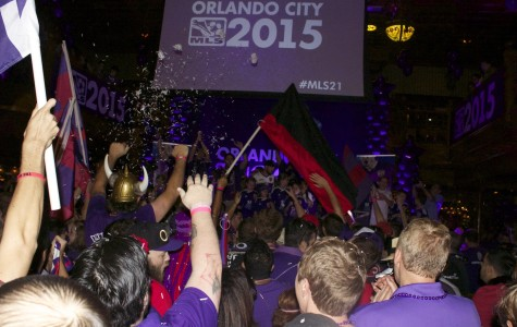 Orlando City will make their MLS debut on Sunday, March 8 at the Citrus Bowl.
