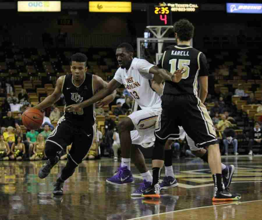 UCF's season ends with conference tournament loss to ECU