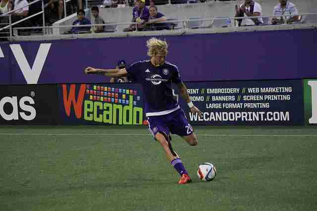 Brek Shea made a goal line clearance on Friday that helped keep the game tied 0-0 at the time.
