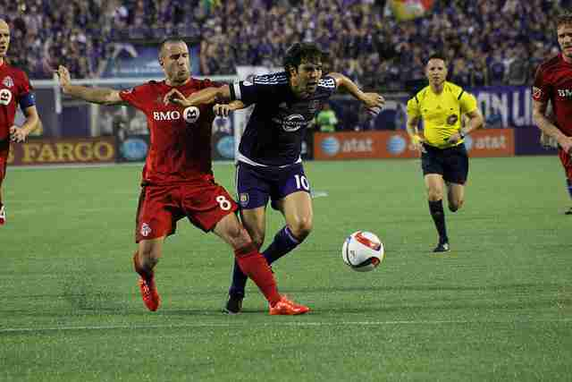 LIVE BLOG: Orlando City SC vs. New England Revolution